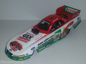 1:24th Scale Action John Force 2003 12x Champion Ford Mustang Funny Car