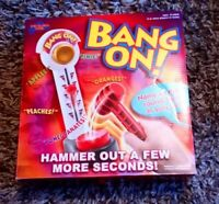BANG ON BOARD GAME LOVELY CONDITION BY DRUMOND PARK 2017 COMPLETE ACTION PACKED
