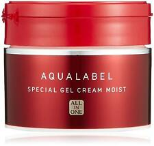 SHISEIDO AQUA LABEL Special Gel Cream Moist High-humidity type All in one 90g