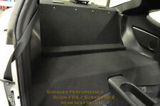 Scion FR-S Rear Seat Delete kit, Subaru BRZ, Toyota 86 Shrader Performance FT86
