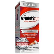 Muscletech Hydroxycut Pro Clinical 60 caps #1 Selling Weight-loss support brand