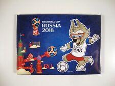 Fußball WM-Magnet Maskottchen Zabivaka FIFA World-Cup 2018 Russland tm WC Russia