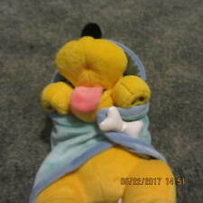 Disney Babies Pluto Plush  with blanket