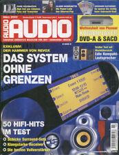 Audio 3/02 Transrotor Tourbillon,Cabasse KI+Thor,Pass X 2.5+X 200 ,A.Physic Bril