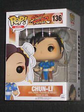 STREET FIGHTER CHUN LI VINYL FIGURE FUNKO CAPCOM NEW IN STOCK HOT ARCADE
