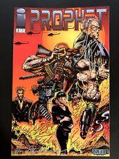 PROPHET #5 (1994) FIRST PRINTING, SIGNED BY STEPHEN PLATT & Stephenson VF/NM