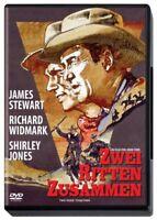Zwei ritten zusammen (1960)(DVD/NEU/OVP) James Stewart von John Ford