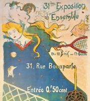 "VTG Cappiello Litho Art Deco Print Advertisement 9.5/"" x 13/"" *** SEE VARIETY"