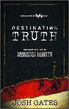 Destination Truth: Memoirs of a Monster Hunter NEW BOOK
