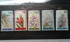 Malawi #327-41 MNH flowers e1912.5638