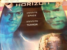 '90s Movie Posters (LOT of 2) EVENT HORIZON + STRANGE DAYS (OG Film Release) Ltd