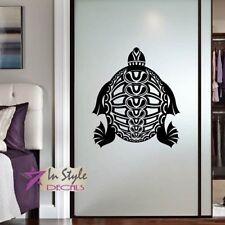 Vinyl Decal Sea Turtle Animal Bathroom Bedroom Removable Wall Art Sticker 2393