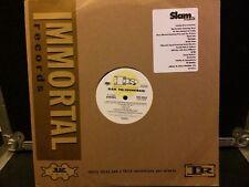 Slam The Soundtrack LP * Rare Promo * Mint * Double LP