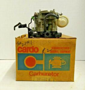 ROCHESTER 2BBL 2GV CARB 1969 BUICK 350 (5.7) V8  CARDO BU235R