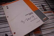 CASE 334T/M2 Diesel Engine Repair Shop Service Manual overhaul guide 2004 loader