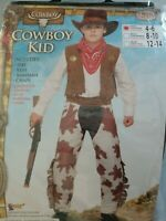 Forum Novelties Cowboy Western Kid Toddler Child Costume, small 4-6
