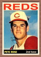 Pete Rose '63 Cincinnati Reds Monarch Corona Private Stock #19 mint cond.