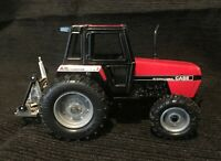 Case International Tractor With Mechanical Front Drive by ERTL Nice condition