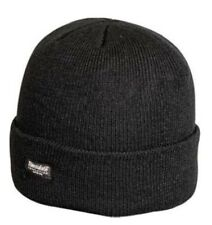 Black Beanie Hats for Men