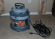 Vintage Filter Queen Princess Iii Vacuum Cleaner Canister Motor Unit Only