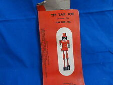 Vintage box for TIP TAP JOE toy dancing toy company Sherman Oaks California