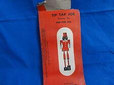 Vintage box for TIP TAP JOE toy dancing toy company Sherman Oaks California
