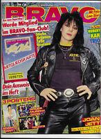 BRAVO Nr.23 vom 3.6.1982 Spider Murphy Gang, Nichts, Adam Ant, Joan Jett, AC/DC