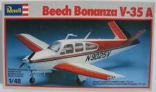 Revell H-4115 - Beech Bonanza V-35 A - 1:48 - Flugzeug Modellbausatz - Model Kit