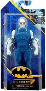 "DC Batman Blue Ice Mr. Freeze 6"" Action Figure Spin Master"