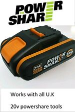 WORX WA3551.1 18V 20V MAX 2.0Ah Battery pack