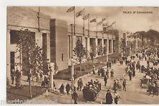 British Empire Exhibition, Palace of Engineering Postcard, B505