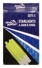 Jarvis Walker Starlights 4.5mm x 39mm - Pack of 5