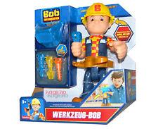 Fisher Price Werkzeug Bob der Baumeister Kinder Bohrmaschine Builder Spielzeug