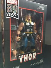 Marvel Legends Thor 80th Anniversary Action Figure New in Box