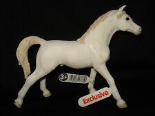 Schleich 72153 Araber Hengst Pferd Exclusive Sammlung Horse Live Sonderedition