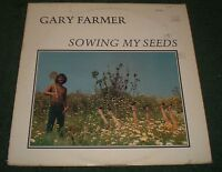 Sowing My Seeds Gary Farmer~RARE 1981 Private Country Folk~FAST SHIPPING!!!