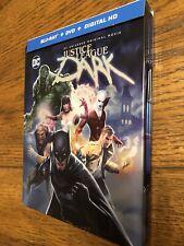 New Justice League Dark Steelboo Blu-ray + Dvd Target Exclusive Oop Batman