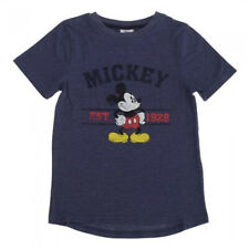 Mickey Mouse Est 1928 Walt Disney Licensed Tee T-Shirt Kids