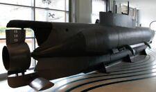 U - Boot HECHT. Kleinst U - Boot. Modellbauplan