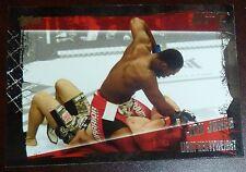 Jon Bones Jones 2010 Topps UFC Card #49 159 152 145 140 135 128 126 100 94 87