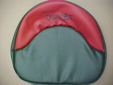 TRACTOR SEAT for OLIVER 60, 66, 70, 77, 80, 88 tractor Embroidered