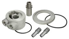 "Derale 15731 Thermostatic Sandwich Adapter Kit w/ 3/8"" NPT Ports"