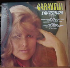 CARAVELLI L'AVVENTURA CHEESECAKE HOLLAND PRESS  LP CBS 1972