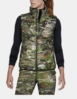 Under Armour Reactor ColdGear Vest Ridge Reaper Forest Hunting L MSRP $135 NEW