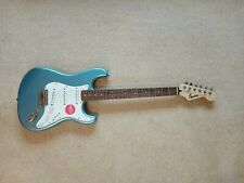 Squier FSR Bullet Stratocaster LRL - Lake Placid Blue - Limited Edition Guitar