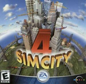 Sim City 4 PC Game