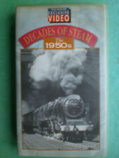 DECADES OF STEAM - THE 1950's   ( NEW)  RARE & DELETED