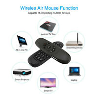 2.4G Wireless Keyboard Air mouse Remote Control for Android Smart TV Box PC AU
