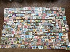Collection Of Rhodesia Zimbabwe Stamps