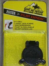 """Butler Creek Scope Cover Flip Open #01 OBJ 1.000"""" NEW"""